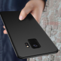 Galaxy J8 2018 Kamera Korumalı Slim Fit Soft Premium Silikon Kılıf