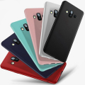Ally Samsung Galaxy J7 Duo İçin Slim Fit Soft Premium Kamera Korumalı Silikon Kılıf