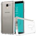 Galaxy J6 2018 J600 Darbe Emici Şeffaf Silikon Kılıf