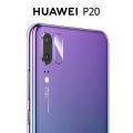 Huawei P20 Yüksek Çözünürlüklü Kamera Lens Koruma Camı