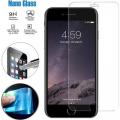 İphone 7 İphone 8 Esnek Darbe Emici Nano Glass Ekran Koruyucu