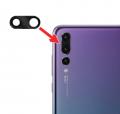 Huawei P20 Pro Arka Kamera Lens Cam