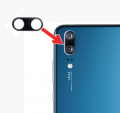 Huawei P20 Arka Kamera Lens Cam