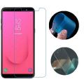 Ally Samsung Galaxy J8 2018 Esnek Darbe Emici Nano Glass Ekran Koruyucu