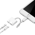 ALLY İPHONE 7-8- 7-8 X PLUS LİGHTNİNG KULAKLIK +ŞARJ USB ADAPTÖRÜ