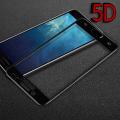 Ally Samsung Galaxy J7 Pro J730 İçin 5d Kavisli Full Kırılmaz Cam Ekran Koruyucu