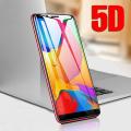 xiaomi Redmi 5+ Plus 5d Kavisli Full Kırılmaz Cam Ekran Koruyucu