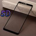 Ally Samsung Galaxy A8 Star, A9 Star, İçin 5d Kavisli Full Kaplama Kırılmaz Cam Ekran Koruyucu
