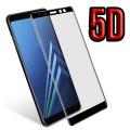 Ally Samsung Galaxy A8 2018 İçin 5d Kavisli Full Kırılmaz Cam Ekran Koruyucu