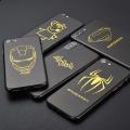 İPhone 6-İPhone 6S Desenli Telefon Kaplaması Arka Sticker