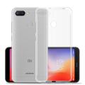 Xiaomi Redmi 6 Ultra Slim Soft Silikon Kılıf