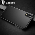 BASEUS İPHONE XS MAX 6.5 WİNG CASE ULTRA İNCE LUX MAT KILIF