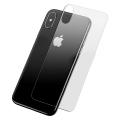 Baseus İphone X, Xs 5.8 0.3mm Arka Full Kırılmaz Cam Ekran Koruyucu
