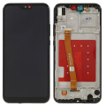 Huawei P20 Lite Nova 3E Lcd Ekran Dokunmatik Touch Çıtalı