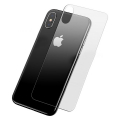 Baseus İphone Xs Max 6,5.3mm Arka Full Kırılmaz Cam Ekran Koruyucu