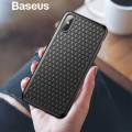 BASEUS İPHONE X MAX 6.5 WEAVİNG BV SİLİKON KILIF