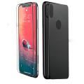 BASEUS İPHONE XS MAX 6.5 ON ARKA FULL KAPLAMA KIRILMAZ CAM KORUYUCU
