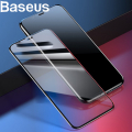 BASEUS İPHONE XR 6.1 0.3D KAVİSLİ FULL KIRILMAZ CAM KORUYUCU