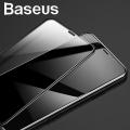 Baseus İphone Xs Max 0.3mm Rigid Edge Full Kaplama Kırılmaz Cam Koruyucu