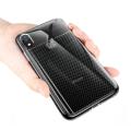 Baseus İphone Xr 6.1 Glistenıng Şeffaf Lüx Silikon Kılıf