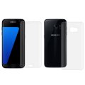 Gor Galaxy S7 Edge 3d Ön Arka Darbe Emici Full Pet Koruyucu