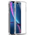 ALLY İPHONE XR 6.1 DARBE EMİCİ ŞEFFAF SİLİKON KILIF