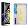 Ally Sm Galaxy Note 9 Full Liquid+UV Işık 3d Kırılmaz Cam Ekran Koruyucu