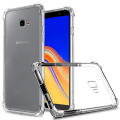 Ally Sm Galaxy J4+ Plus Darbe Emici Şeffaf Silikon Kılıf