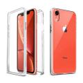 ALLY İPHONE XR,6.1 360 KORUMA ŞEFFAF SİLİKON KILIF
