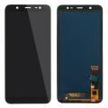 Ally Sm Galaxy J8 2018 A Kalite Lcd Ekran Dokunmatik