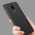 Meizu 16 Plus Kamera Korumalı Ultra Koruma Silikon Kılıf