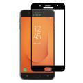 Ally Galaxy J7 2018 3d Full Kaplame Kırılmaz Cam Ekran Koruyucu