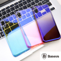 Baseus İphone Xr 6.1 Glow Case Şeffaf Silikon Kılıf