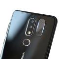 Nokia 6.1/x6 Yüksek Çözünürlüklü Kamera Lens Koruma Camı