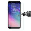 Ally Samsung Galaxy A6+ Plus İçin Kırılmaz Cam Ekran Koruyucu