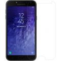 Ally Samsung Galaxy J4 2018 İçin Kırılmaz Cam Ekran Koruyucu