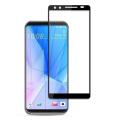 HTC U12 3D FULL KAPLAMA KIRILMAZ CAM EKRAN KORUYUCU