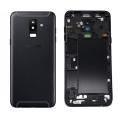 Ally Samsung Galaxy A6+ Plus Kasa Kapak Pil Batarya Kapağı