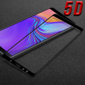 Ally Galaxy A7 2018 5d Kavisli Full Cam Ekran Koruyucu