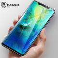 Baseus Huawei  Mate 20 Pro 3d Full Kırılmaz Cam Ekran Koruyucu
