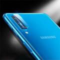 Ally Samsung Galaxy A7 2018 Kamera Koruyucu Kırılmaz Cam