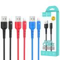 Hoco X30 1.2m İphone 7-8-Xs,Xr,Max Lightning Hızlı Şarj Usb Kablo