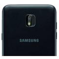 Ally Galaxy J7 2018 Kamera Lens Koruyucu Kırılmaz Cam