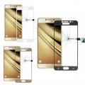 Ally Samsung Galaxy C5 Pro İçin 3d Full Kırılmaz Cam Ekran Koruyucu