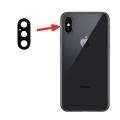 İphone Xs,Xs Max Arka Kamera Lens