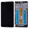 Huawei Ascend Mate 7 Lcd Ekran Ve Dokunmatik Çıtalı