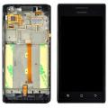 Huawei Ascend P1 U9200 Ekran Dokunmatik Çıtalı