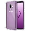 Ally Samsung Galaxy S9 Darbe Emici Şeffaf Silikon Kılıf