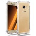Ally Samsung Galaxy J5 Prime Darbe Emici Şeffaf Silikon Kılıf