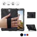 Ally Samsung Galaxy Tab A 9.7 T550, T555, 3 Katmanlı Standlı Zırh Kılıf